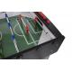 Calcio balilla FAS Stadium 2.0 colore nero aste passanti + palline + spray lubrificante SPECIAL EDITION